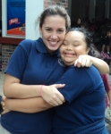 Peer Buddy, Sofia shares about her friendship with her Buddy, Angie.