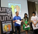 During the training, volunteers learn about presenting Best Buddies to others to further our global movement.