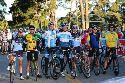 Top Fundraisers of the 10th Anniversary Best Buddies Challenge: Hearst Castle