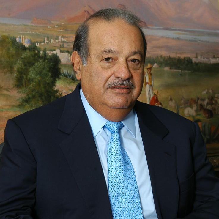Carlos Slim Helú - carlos-slim